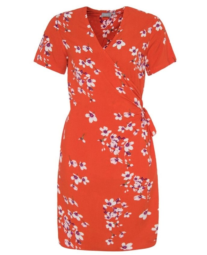 Sukienka B.young Byhailey Wrap Dress